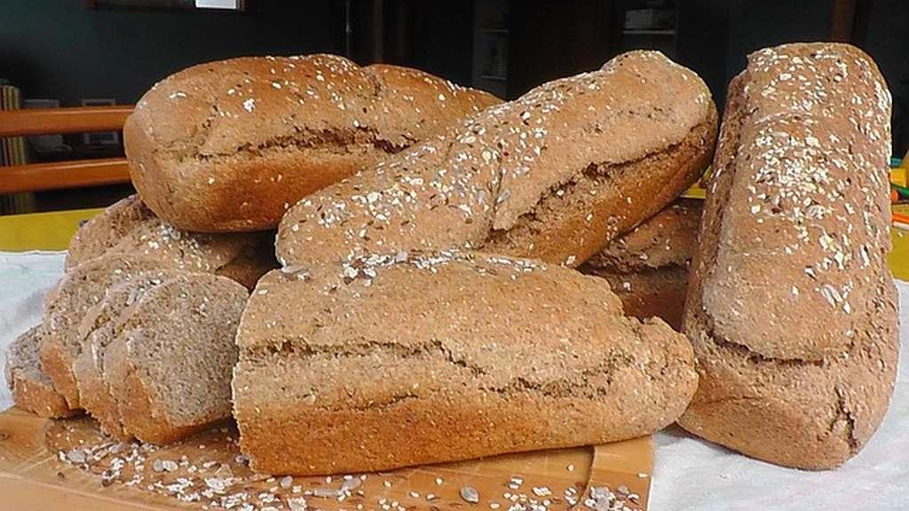朝のパンは最高