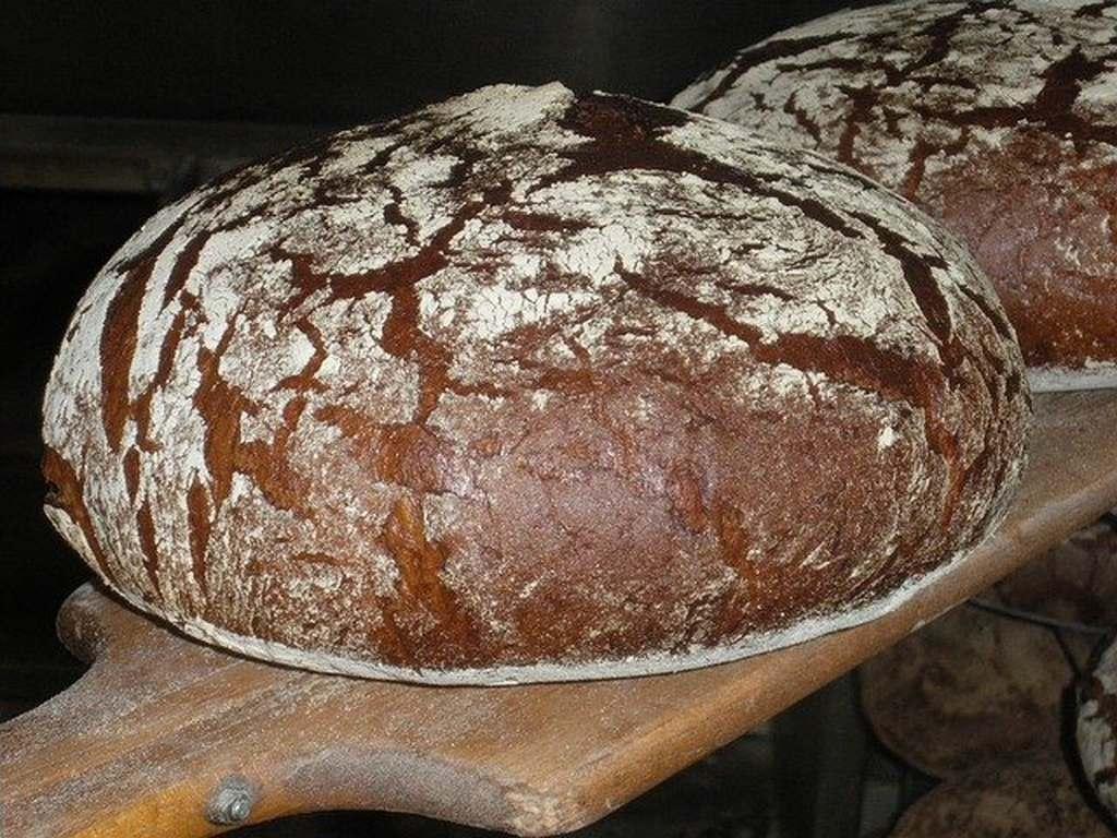 これもよくできたウチのパンです